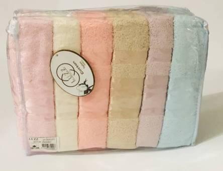 Полотенца Luzz Cotton 05 - фото 2