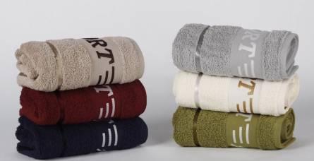 Полотенца Спорт Vip cotton - фото 1