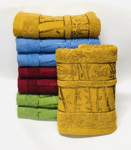 Рушники Гілочка Бамбука - фото 1