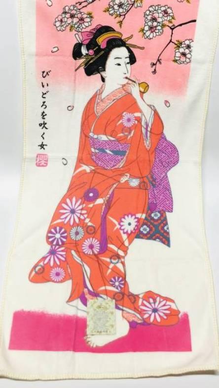 Кухонные полотенца Японка - фото 1