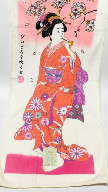 Кухонні рушники Японка - фото 1