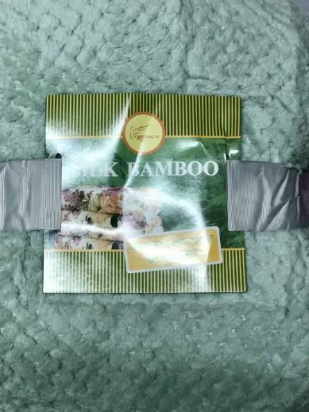 Простыня Бамбук 011 Двухспалка - фото 11