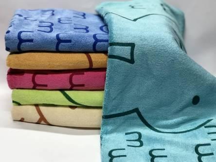 Метровые полотенца Микрофибра Зайчик - фото 1