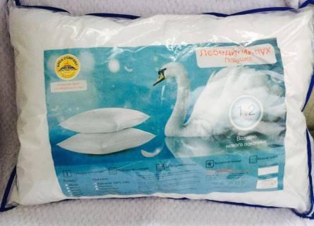 Подушка Лебединый пух 70*70 - фото 1