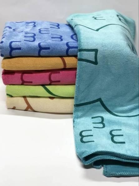 Метровые полотенца Микрофибра Зайчик - фото 3