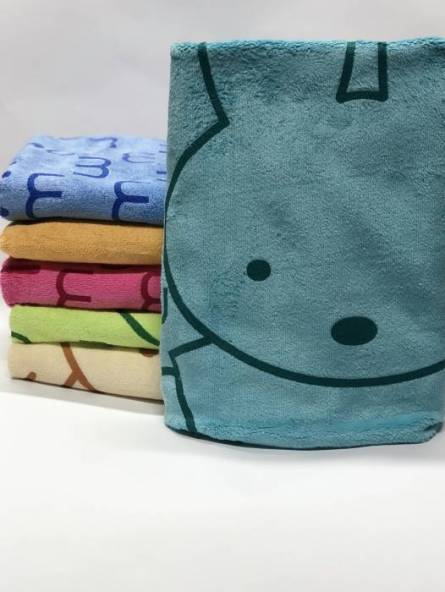 Метровые полотенца Микрофибра Зайчик - фото 4