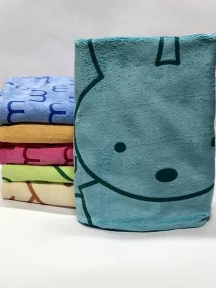 Метровые полотенца Микрофибра Зайчик - фото 6