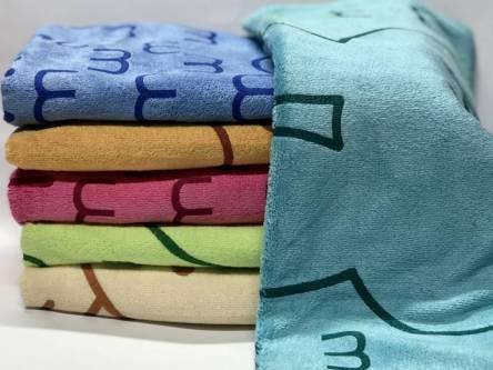Метровые полотенца Микрофибра Зайчик - фото 5