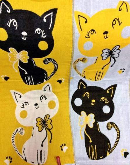 Рушники руки Кити - фото 2