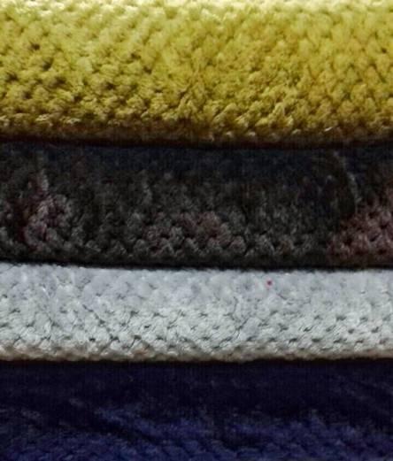 Пледы микрофибра бамбук Евро - фото 2