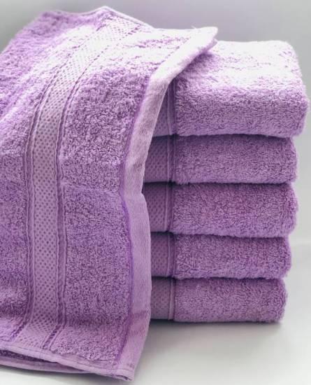 полотенце сирень - фото 3