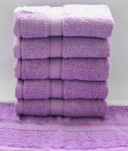 полотенце сирень - фото 2