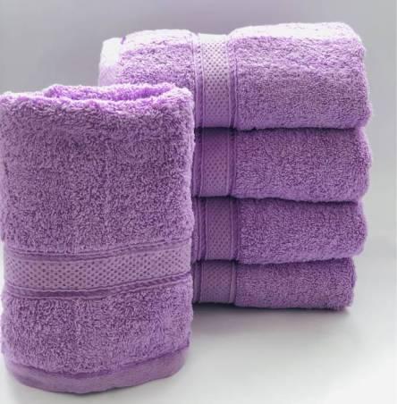 полотенце сирень - фото 4