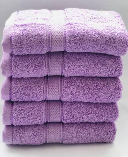 полотенце сирень - фото 5