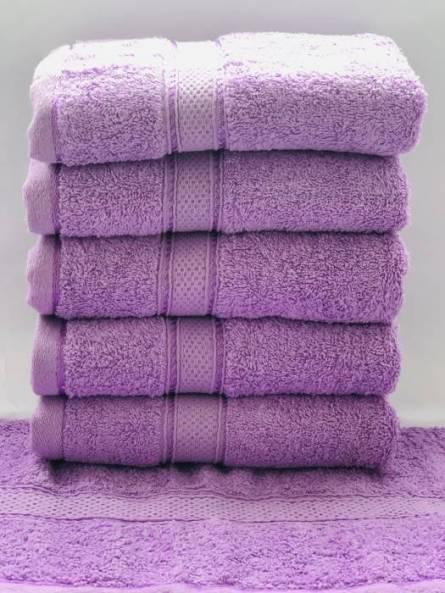 полотенце сирень - фото 6