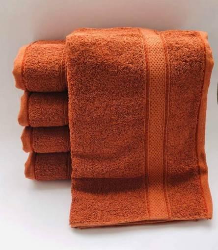 Полотенце оранж - фото 1