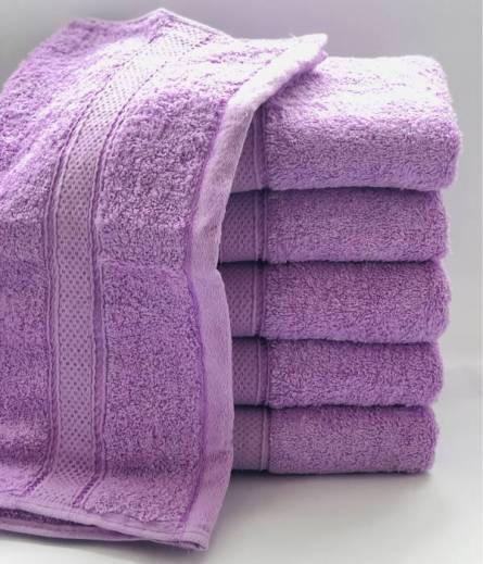 полотенце сирень - фото 7