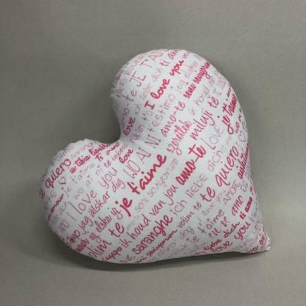 Подушка Сердечко - фото 3