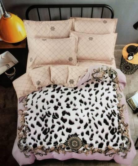 Комплект постельного белья бамбук евро в коробке - фото 5