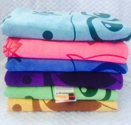 Фото  товара Метровые полотенца Микрофибра Сова