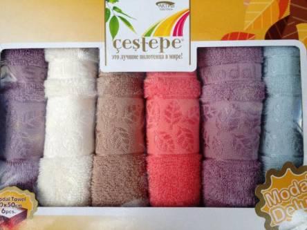 Бамбуковые кухонные полотенца Турция - фото 1