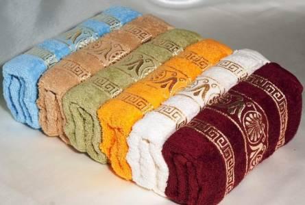 Бамбуковые полотенца Золото - фото 1