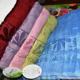 Фото  товара Банные полотенца Бамбук 03
