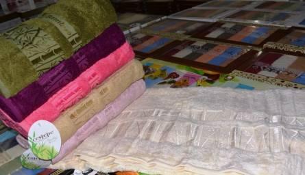 Фото  товара Банные полотенца Бамбук 20-03
