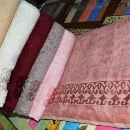 Фото  товара Банные полотенца Бамбук Gobel