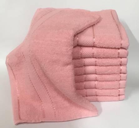 Банные полотенца Персик - фото 1