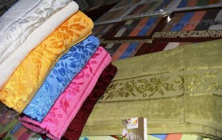 Фото  товара Банные полотенца Pure