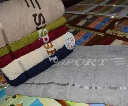 Полотенца Спорт Vip cotton - фото 4