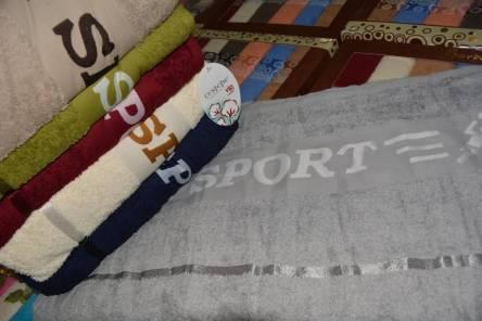 Фото  товара Банные полотенца Спорт Vip cotton