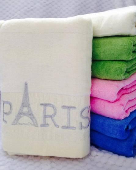 Фото  товара Банные полотенца Велюр-Париж