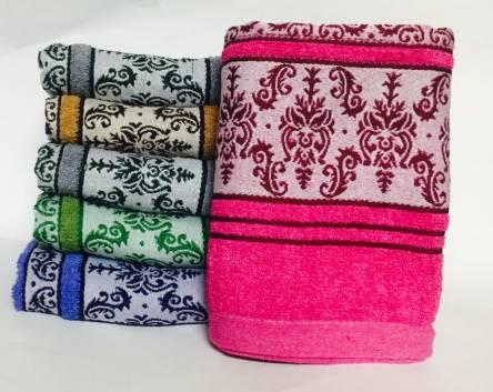 Фото  товара Банные полотенца Вензель 011