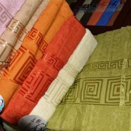 Фото  товара Банные полотенца Версаче 01
