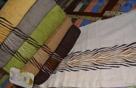 Рушники зебра-01 Vip cotton - фото 3