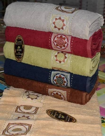 Фото  товара Банные полотенца Звёздочка
