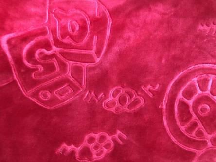 Детские пледики Микрофибра однотонные 01 - фото 5