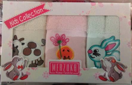 Детский набор кухонных полотенец Merzuka - фото 2