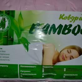 Фото  товара Двуспальное одеяло Бамбук