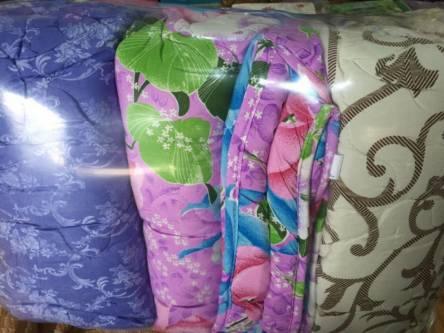 Двуспальное одеяло двойное микроволокно  - фото 8