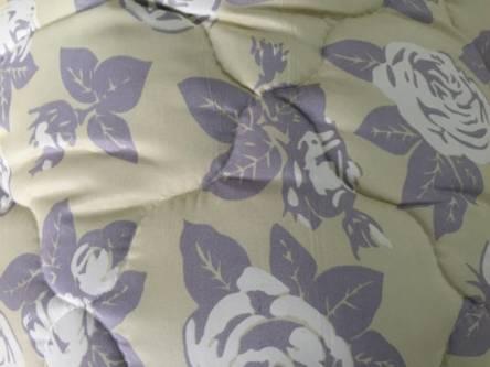 Двуспальное одеяло двойное микроволокно  - фото 3