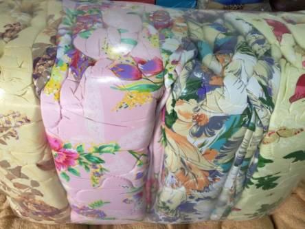 Двуспальное одеяло двойное микроволокно  - фото 7