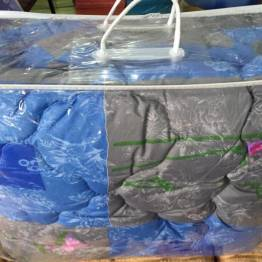 Фото  товара Двуспальное одеяло микрофибра