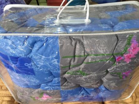 Двуспальное одеяло микрофибра - фото 1