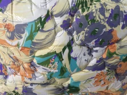 Двуспальное одеяло микрофибра - фото 4
