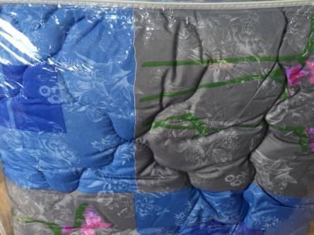 Двуспальное одеяло микрофибра - фото 2