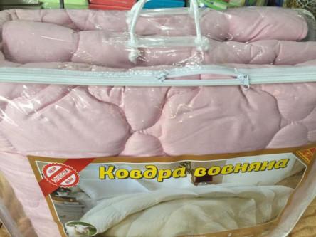 Двуспальное одеяло мирофибра однотонная - фото 1