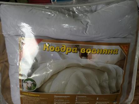 Двуспальное одеяло мирофибра однотонная - фото 2